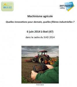 journee machinisme agricole
