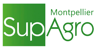 Logo Montpellier SupAgro - Vert - Web