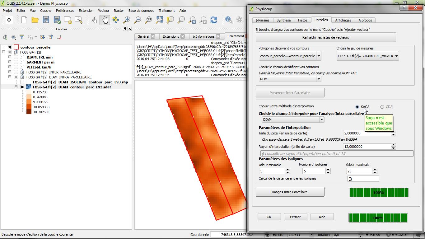 Interpolation - Documentation Utilisateur - V1.4.0