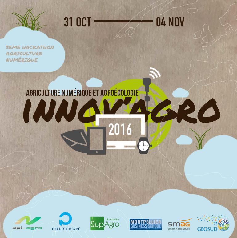 challenge innov'agro 2016 agriculture numérique agroécologie