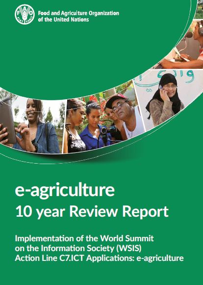 10 ans e-agriculture