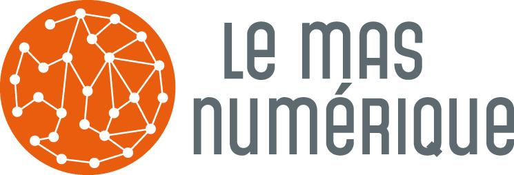 Logo Mas numérique