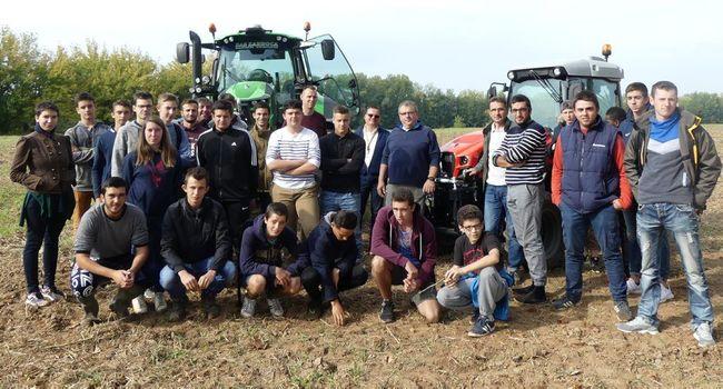 ormation technologique Lycée agricole