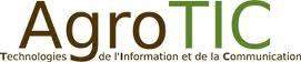 Le logo AgroTIC en 2009